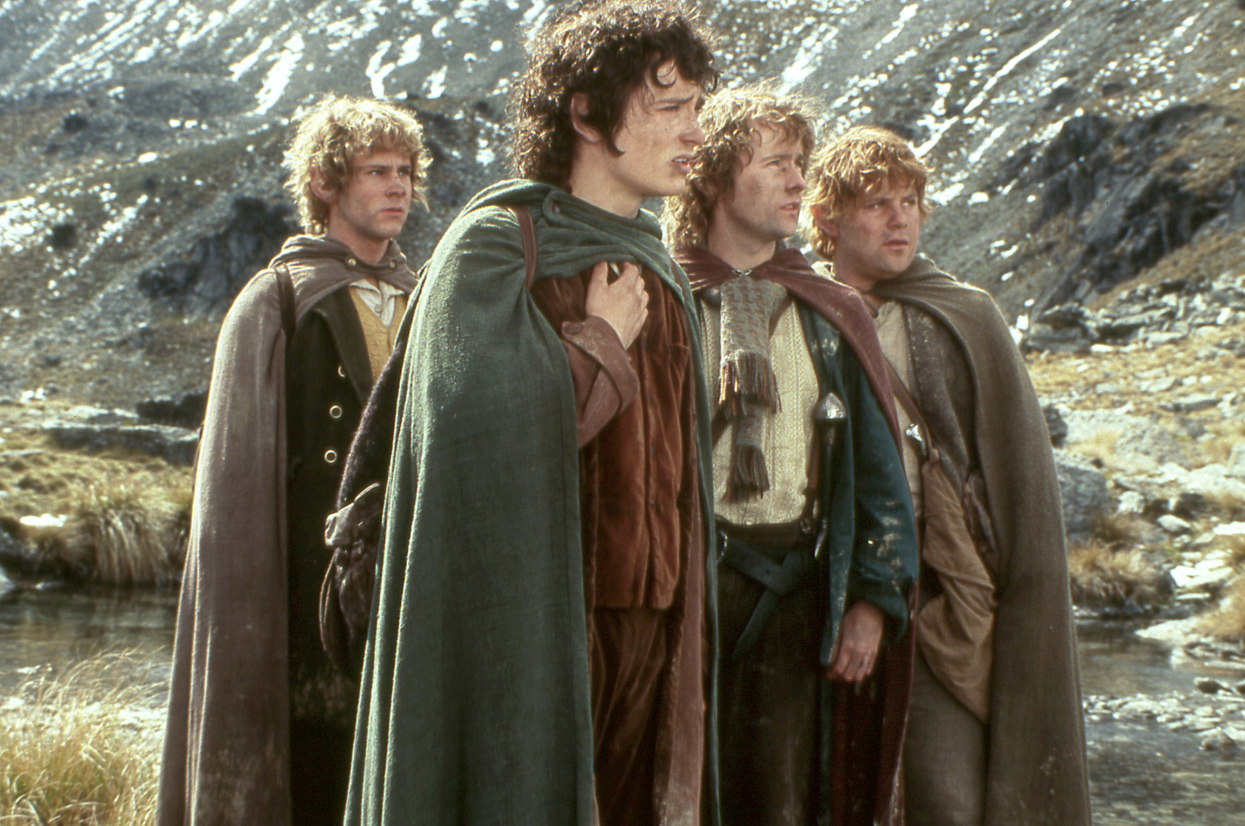 of samwise and slim set sam baggins frodo products the figure scale asmus lord lotr toys rings gamgee