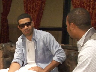 Video: Drake talks about his witty rap lyrics.