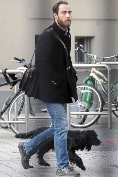 FF middleton dog jtm 140114 2x3 608 Kate Middletons Brother Tends the Royal Dog, Lupo