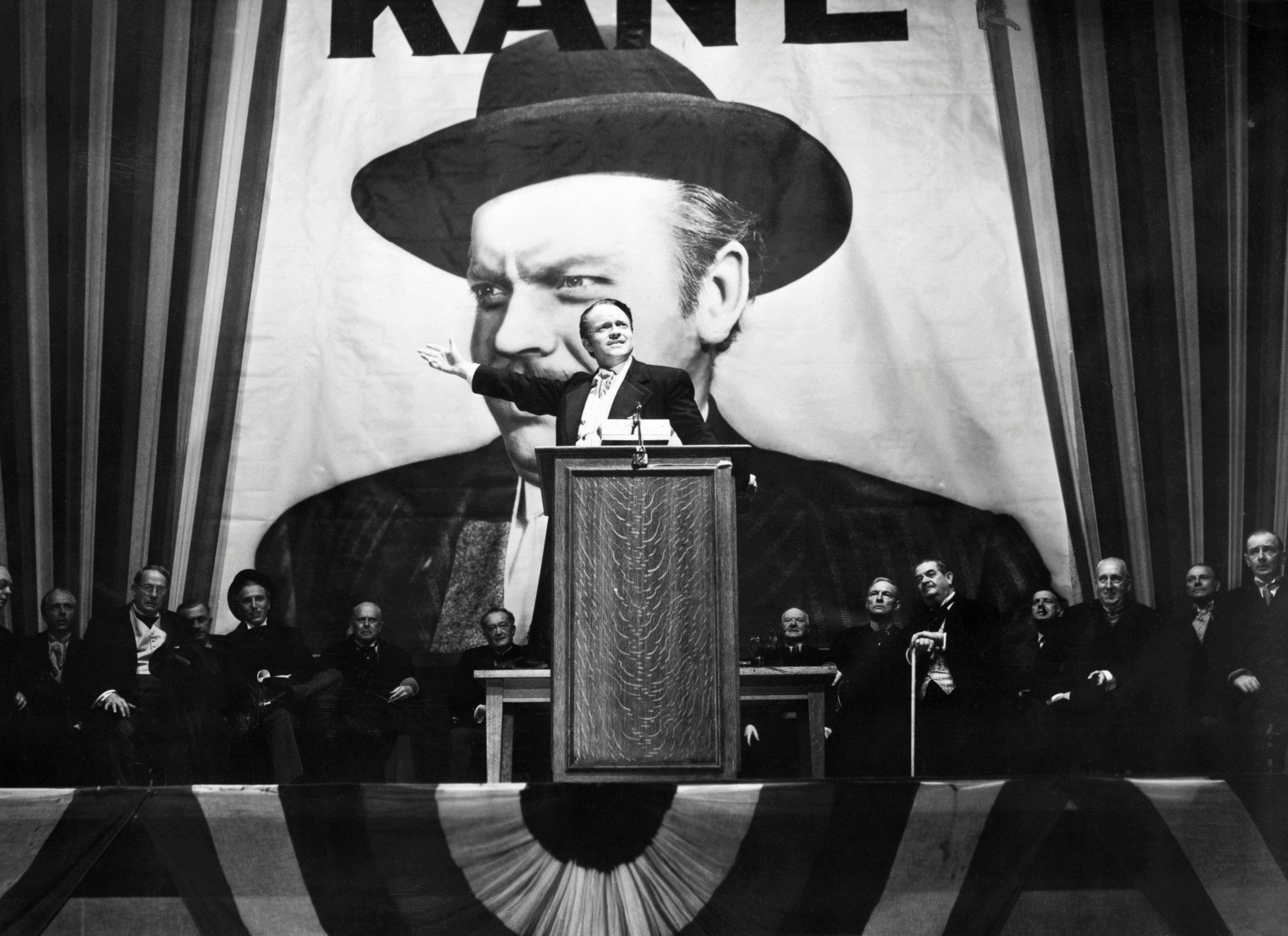 citizen kane speech
