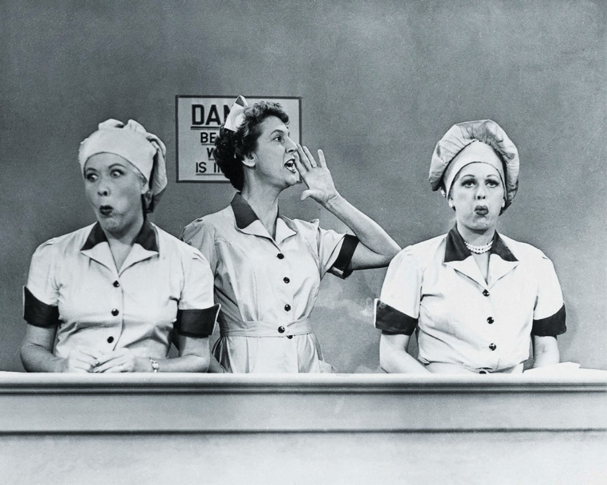 I Love Lucy Videos at ABC News Video Archive at abcnews.com