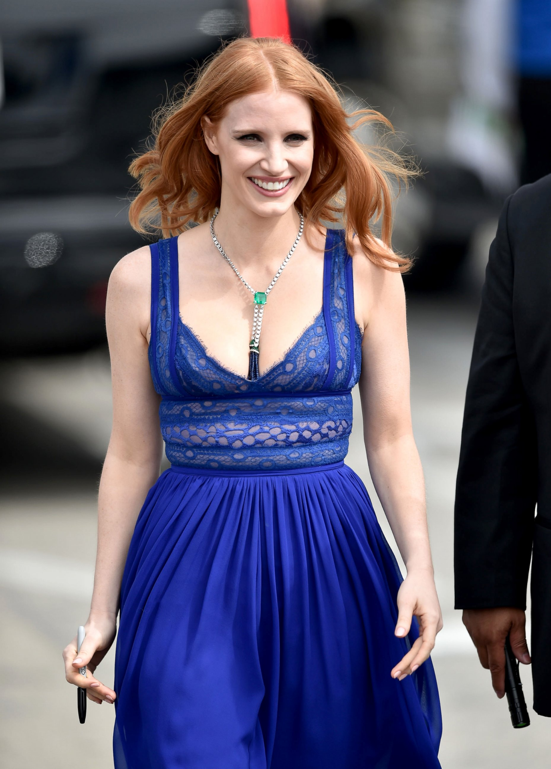 Jessica Chastain Videos at ABC News Video Archive at ... Jessica Chastain