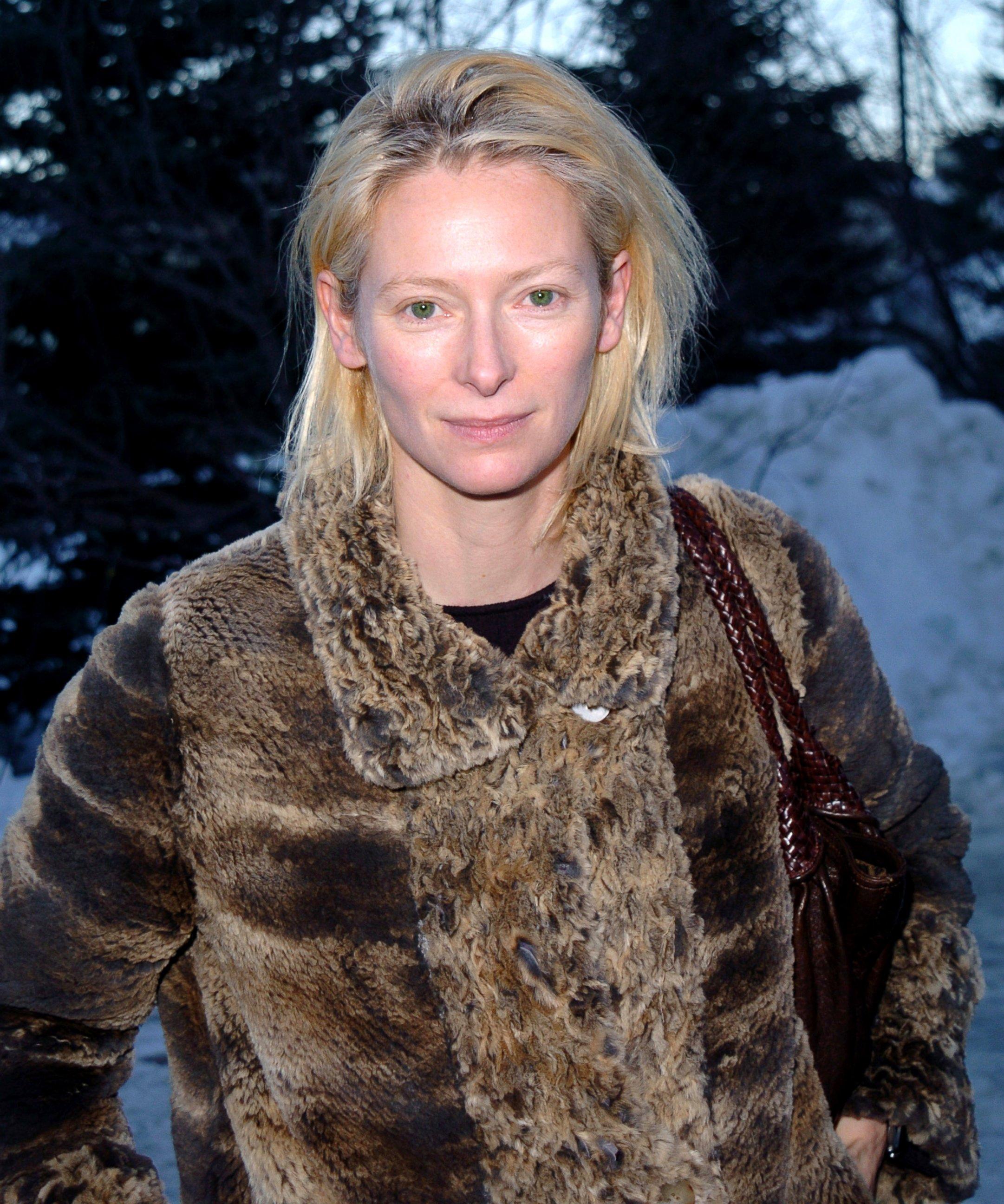 Tilda Swinton Photos and Images - ABC News