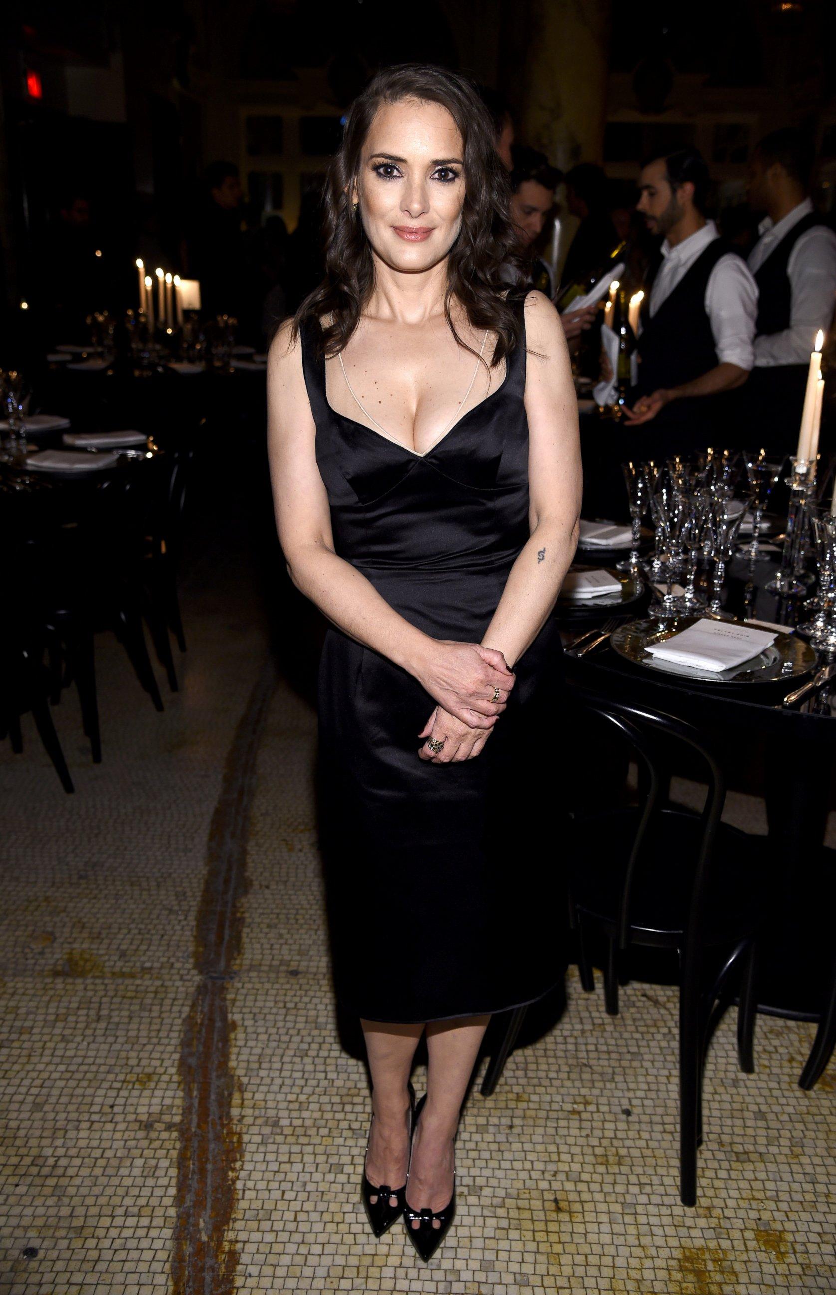 Winona Ryder Videos at... Christina Ricci Tight