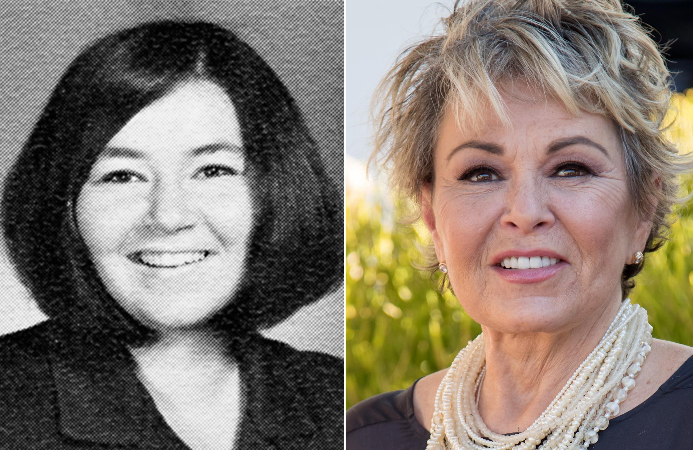 Becky Roseanne Haircut Roseanne Barr H...