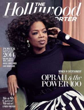 HT hollywood reporter oprah nt 131211 10x13 384 Oprah Winfrey Reveals Why She Never Had Children