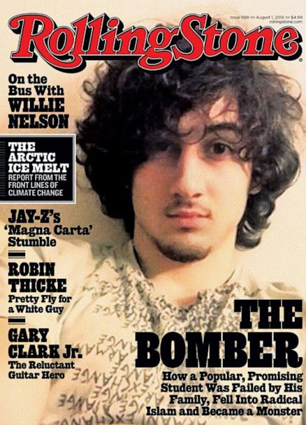 HT rolling stone cover Dzhokhar Tsarnaev large thg 130717 5x7 608 Rolling Stone Responds to Dzhokhar Tsarnaev Cover Backlash