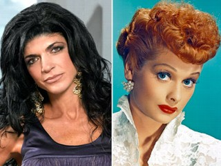 The Real Housewives of NJ - Teresa Giudice: Lucille Ball