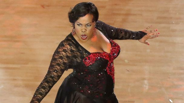abc amber riley dwts ll 131111 16x9 608 Dancing With the Stars: Amber Riley Takes Mirror Ball Trophy