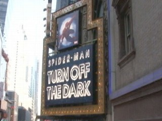 "VIDEO: TV Carpio on rumors ""Spider-Man: Turn Off The Dark"" dir. Julie Taymor is out."