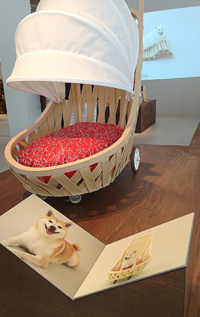 abc architecturefordogs3 nt 121205 Art Basel Week: From Dog Furniture to Audi Chairs