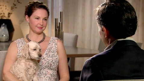 ASHLEY JUDD Keeps a 'Psychological Support' Dog to Help Deal With Her Depression