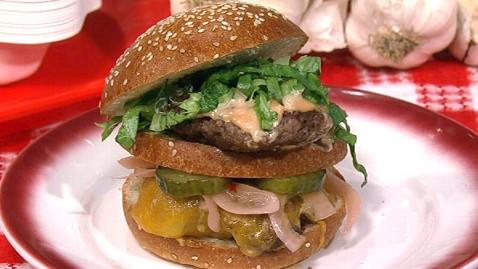 abc big mike burger thg 121003 wblog Michael Symons Super Bowl Recipes