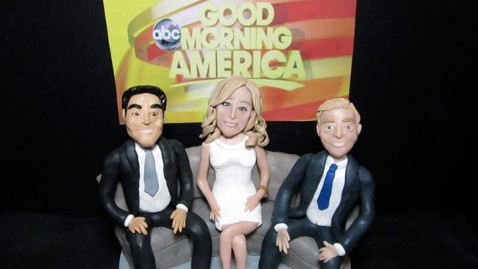 abc claymation gma hosts thg 130410 wblog Artist Turns GMA Anchors Into Clay