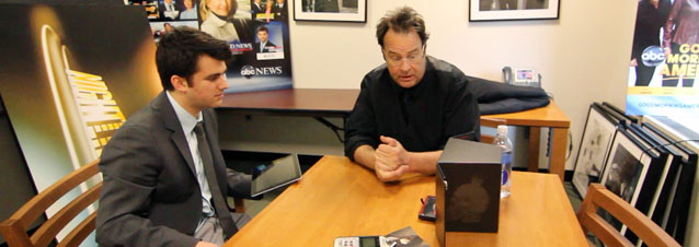 abc dan aykroyd jef 130423 xwide Dan Aykroyd Talks Spirits, of Vodka and Ghost Varieties