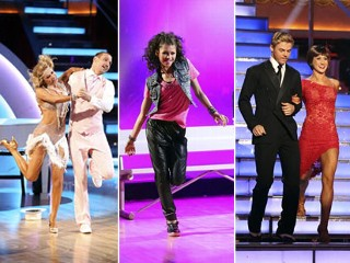 "PHOTO:Ingo Rademacher, Zendaya and Kellie Pickler compete on ABC's ""Dancing With the Stars."""