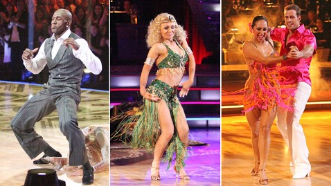 abc dancing with the stars finalists lpl 120518 wblog Dancing With the Stars: Levy, Driver and Jenkins Dazzle on Season 14 Final