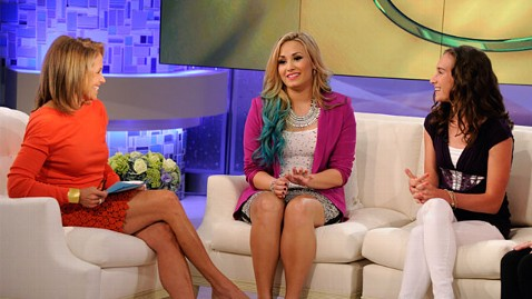 abc demi lovato kimberly zehnder katie couric ll 120924 wblog Katie Couric: I Wrestled With Bulimia