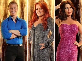"PHOTO: Sean Lowe from ""The Bachelor,"" country music singer Wynonna Judd and reality TV star Lisa Vanderpump are among the celebrity cast of the sixteenth season of ""Dancing With the Stars"" on ABC."