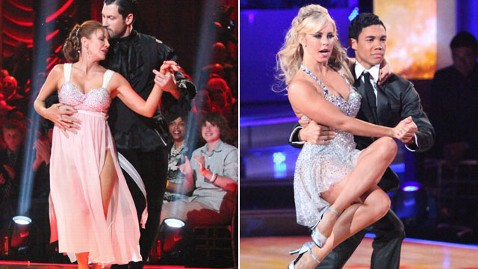abc dwts melissa roshon kb 120501 wblog Dancing With the Stars: Melissa Gilbert and Roshon Fegan Voted Off in Week 8 of Season 14