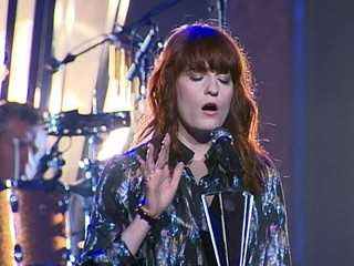 PHOTO: Florence + The Machine