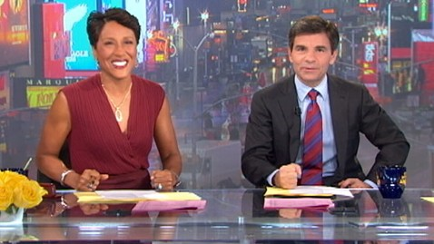 abc george stephanopoulos dtws ll 111019 wblog Which Celebrity Guest Left Good Morning America Hosts Chanting In Protest?