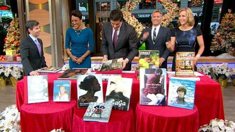 abc gma books jef 111220 wblog GMA Anchors Favorite Coffee Table Books of 2011