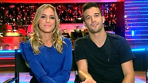 abc kristin cavallari mark ballas dm 111005 wblog Dancing With the Stars: Kristin Cavallari Upset Over Exit