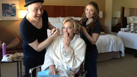 abc lara spencer preps oscars thg 120224 wblog Oscars 2013: Academy Awards Live Updates