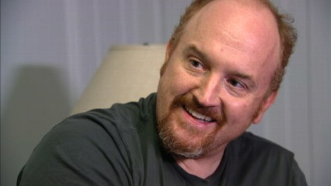 abc louie ck nt 111209 wblog Louis C.K. Says Gay Community Lost Opportunity to Address Tracy Morgans Homophobic Comments in a Positive Way
