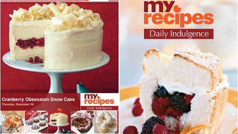 abc my recipe daily indulgence thg 111123 wblog The Ultimate Dessert App for iPad
