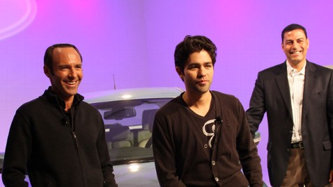 abc peter glatzer adrian grenier sherif markby lt 111118 wblog Life After Entourage: Adrian Grenier Launches Partnership with Ford Motors