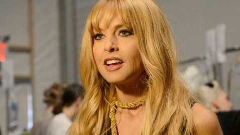 abc rachel zoe backstage fashion week mn thg 120912 wblog Rachel Zoe Debuts DreamDry, Previews Her Collection on GMA