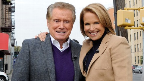 abc regis couric jef 111114 wblog Regis Philbin: It Was Time to Move On