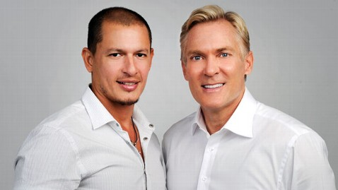 abc sam champion fiancee nt 121005 wblog Sam Champion on Engagement to Rubem Robierb: I Am So, So Lucky