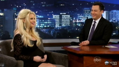 abc simpson mi 130307 wblog Jessica Simpson Slips, Reveals Shes Having a Boy