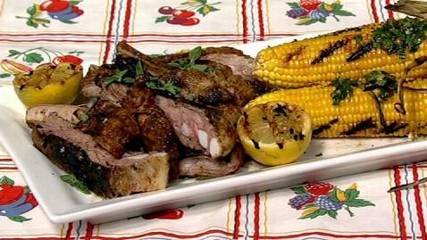abc smoke ribs jef 120622 wblog Michael Symons Super Bowl Recipes