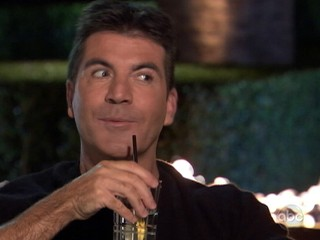 VIDEO: Simon Cowell says Paula Abdul was attracted to him while working on American Idol.