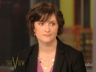 VIDEO: Sandra Fluke discusses Rush Limbaugh's reaction to her congressional testimony on 'The View.'