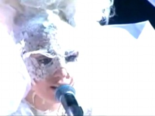 Video: Lady Gaga's moving tribute to Alexander McQueen.
