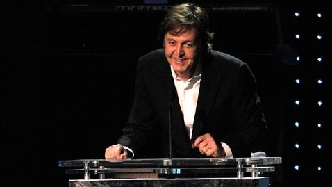 ap 2012MusiCares paul mccartney jt 120211 wblog Paul McCartney Saluted by Musics Biggest Names at MusiCares Gala