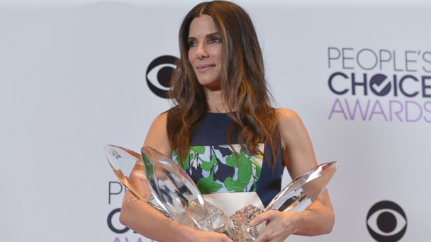 ap Bullock ac 140109 16x9 608 Peoples Choice Awards 2014: Sandra Bullock Wins Big