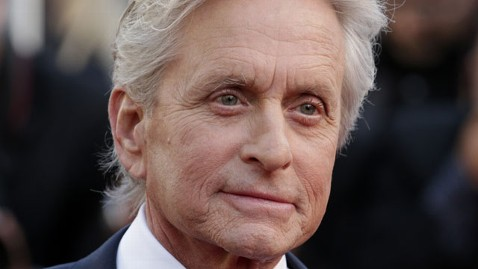 ap Douglas ac 130603 wblog Michael Douglas Throat Cancer Tied to Oral Sex?