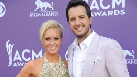 Luke Bryan Family 2013 Luke Bryan Shocks with Academy