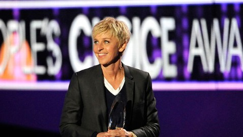 ap Penney Ellen DeGeneres nt 120208 wblog Bill OReilly Defends Ellen DeGeneres?