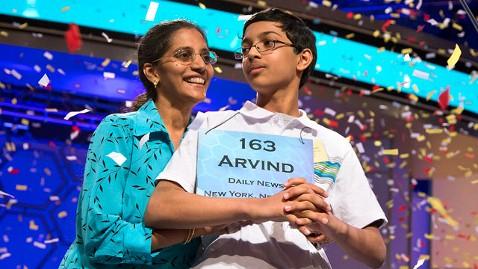 ap arvind mahankali dm 130531 wblog Arvind Mahankali W I N S 2013 Scripps National Spelling Bee