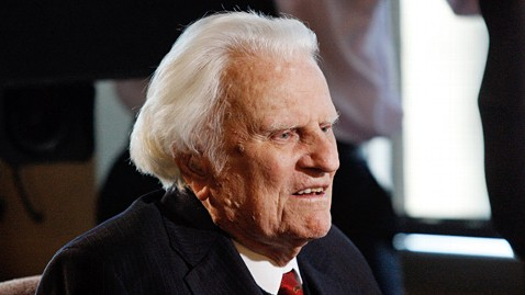 ap billy graham ll 111130 wblog Billy Graham Admitted to Hospital for Pulmonary Infection