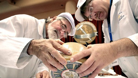 ap championship cheese contest jef 120307 wblog Judges Select 2012 World Champion of Cheese