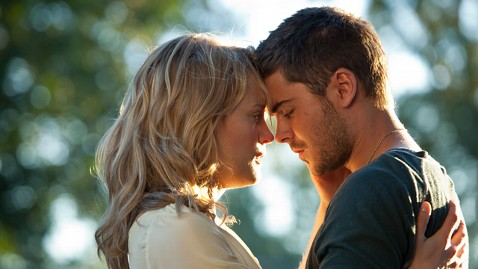 ap efron the lucky one jp 120420 wblog Review: The Lucky One
