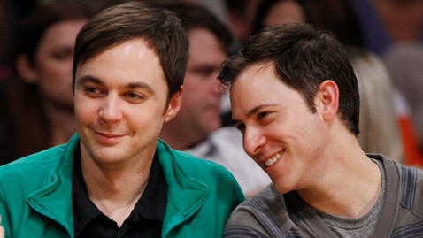 ap jim parsons boyfriend todd spiewak lpl 120524 wblog Jim Parsons, Emmy Winning Star of The Big Bang Theory Comes Out as Gay
